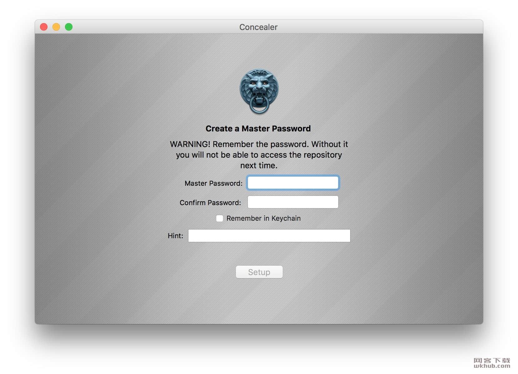 Concealer 1.3.1 文件信息等加密工具