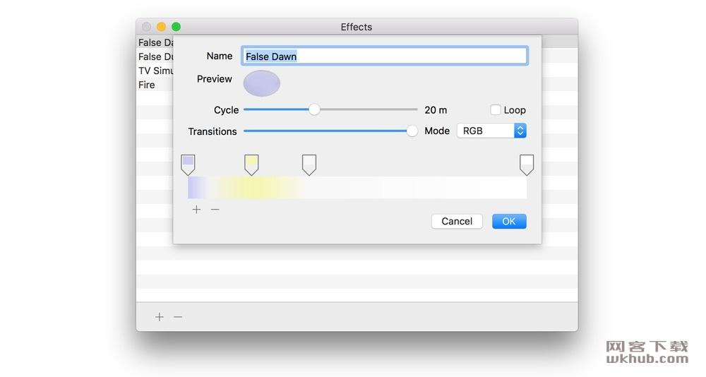 LIFXstyle 3.3.1 家庭照明系统管理