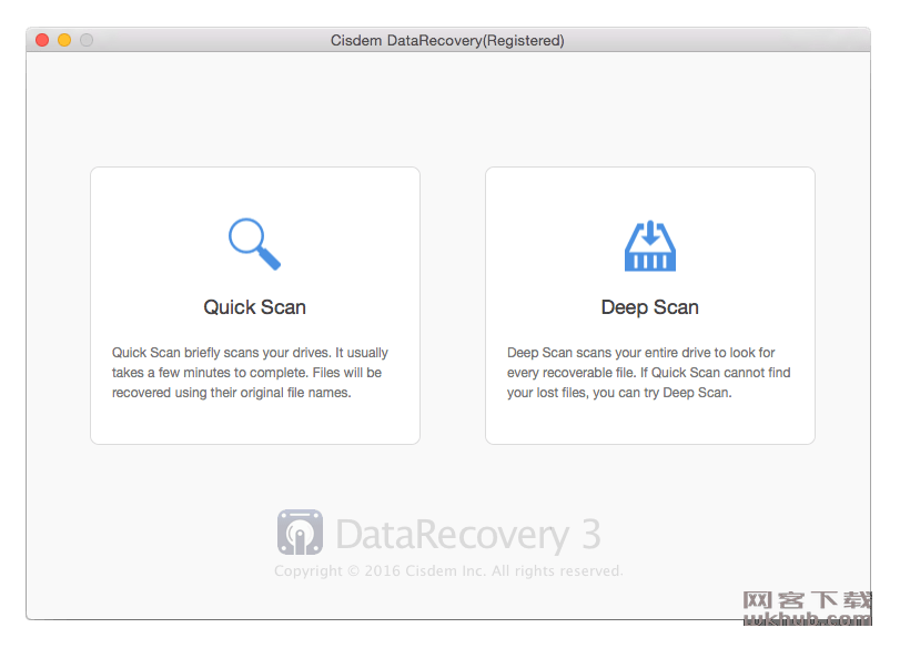 Cisdem Data Recovery 5.5.0 数据恢复工具