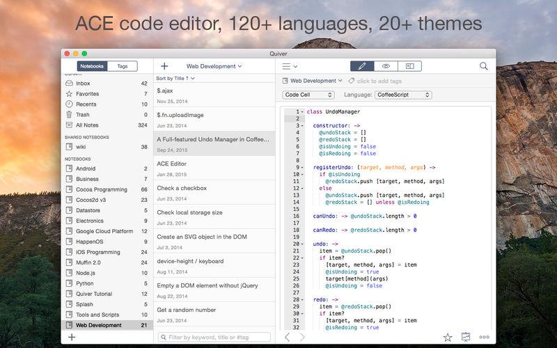Quiver 3.2.7 程序员专用记事本