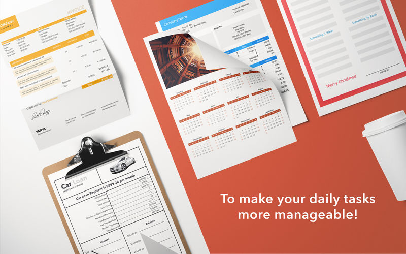 Bundle for Office GN Templates 7.0 微软Office模板工具
