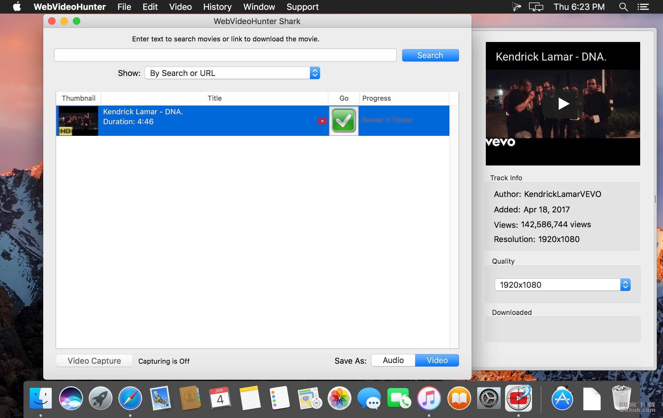 WebVideoHunter Pro 5.9.5 网络视频下载工具