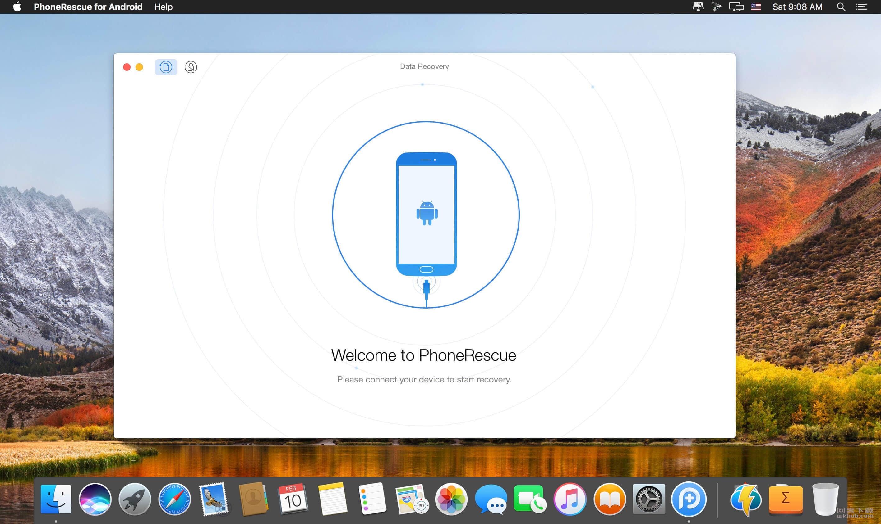 PhoneRescue for Android 3.7.0.20181115 安卓设备数据恢复工具