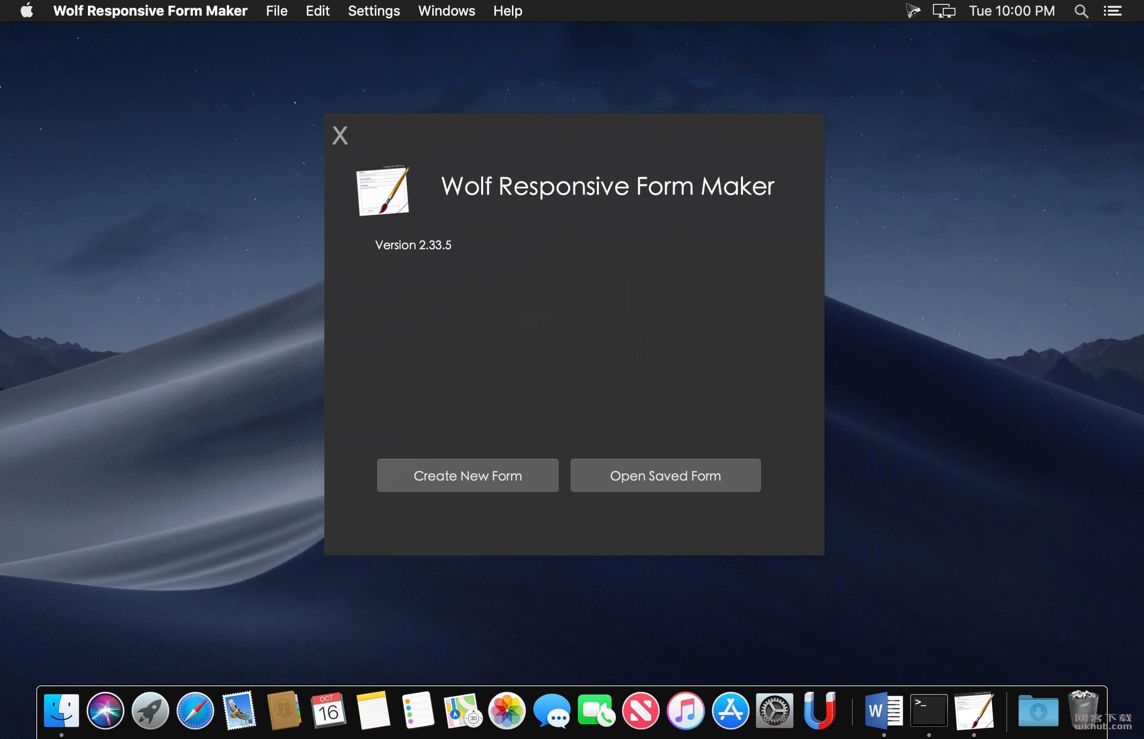 Wolf Responsive Form Maker 2.37.1 PHP表单创建工具