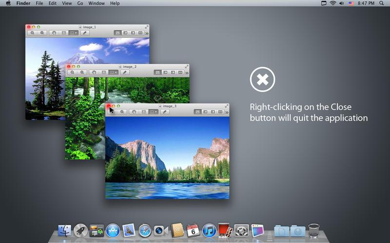 Flexiglass 1.7 优秀的窗口控制软件