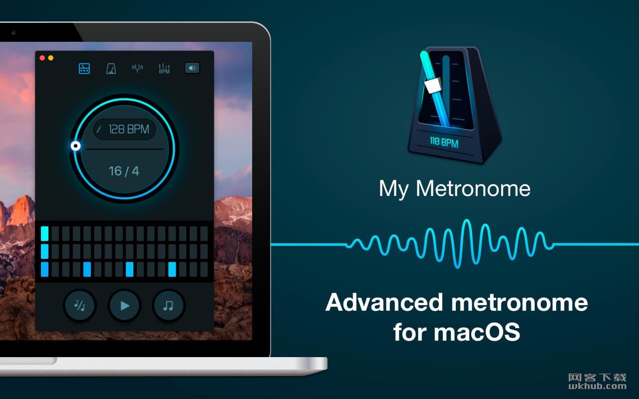 My Metronome 1.0.3 音乐节拍器