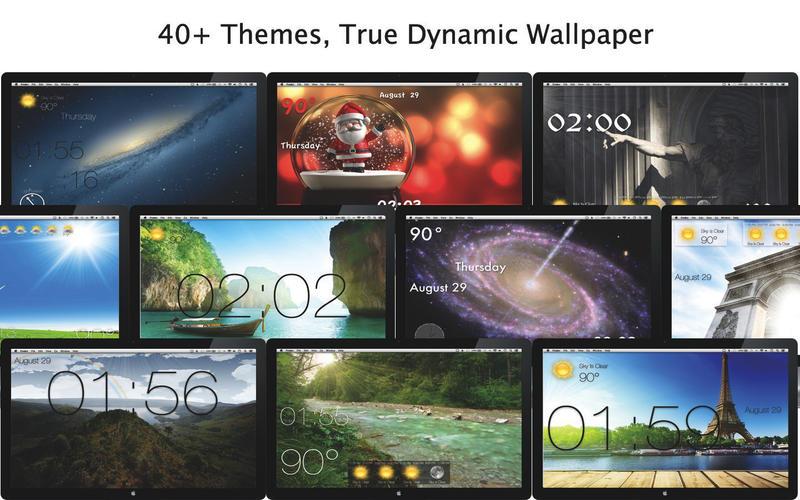 Mach Desktop 4K 3.0.4 高清动态壁纸软件
