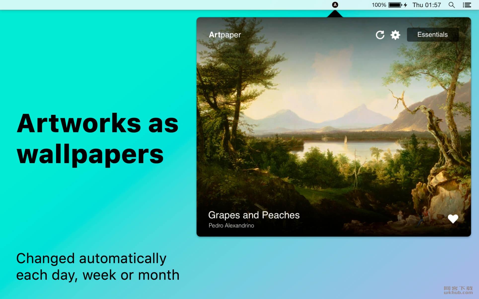 Artpaper 3.0.5 艺术壁纸工具