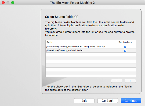 Big Mean Folder Machine 2.41 文件管理软件
