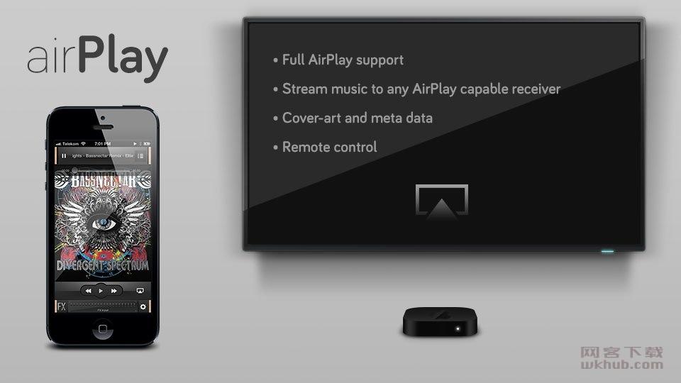 Ambify 1.6.3 音乐可视化工具