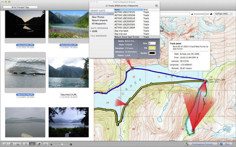PhotoLinker 3.5.15 照片地图信息