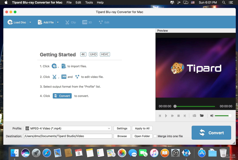 Tipard Blu-ray Converter 9.2.16 蓝光转换应用