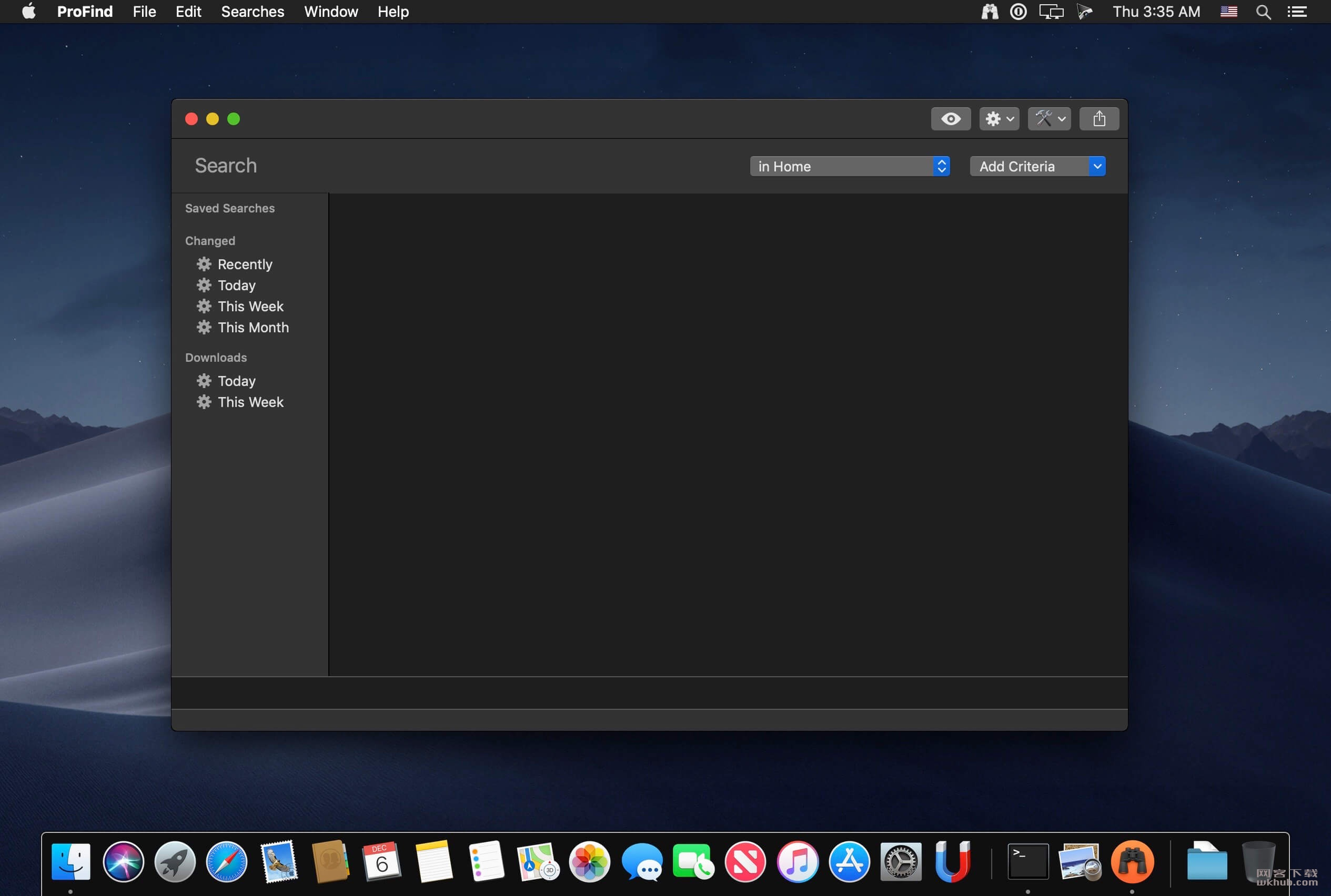 ProFind 1.6.3 强大的本地搜索工具