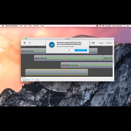 Easy Audio Mixer 2.5.0 简单易用的音频编辑工具