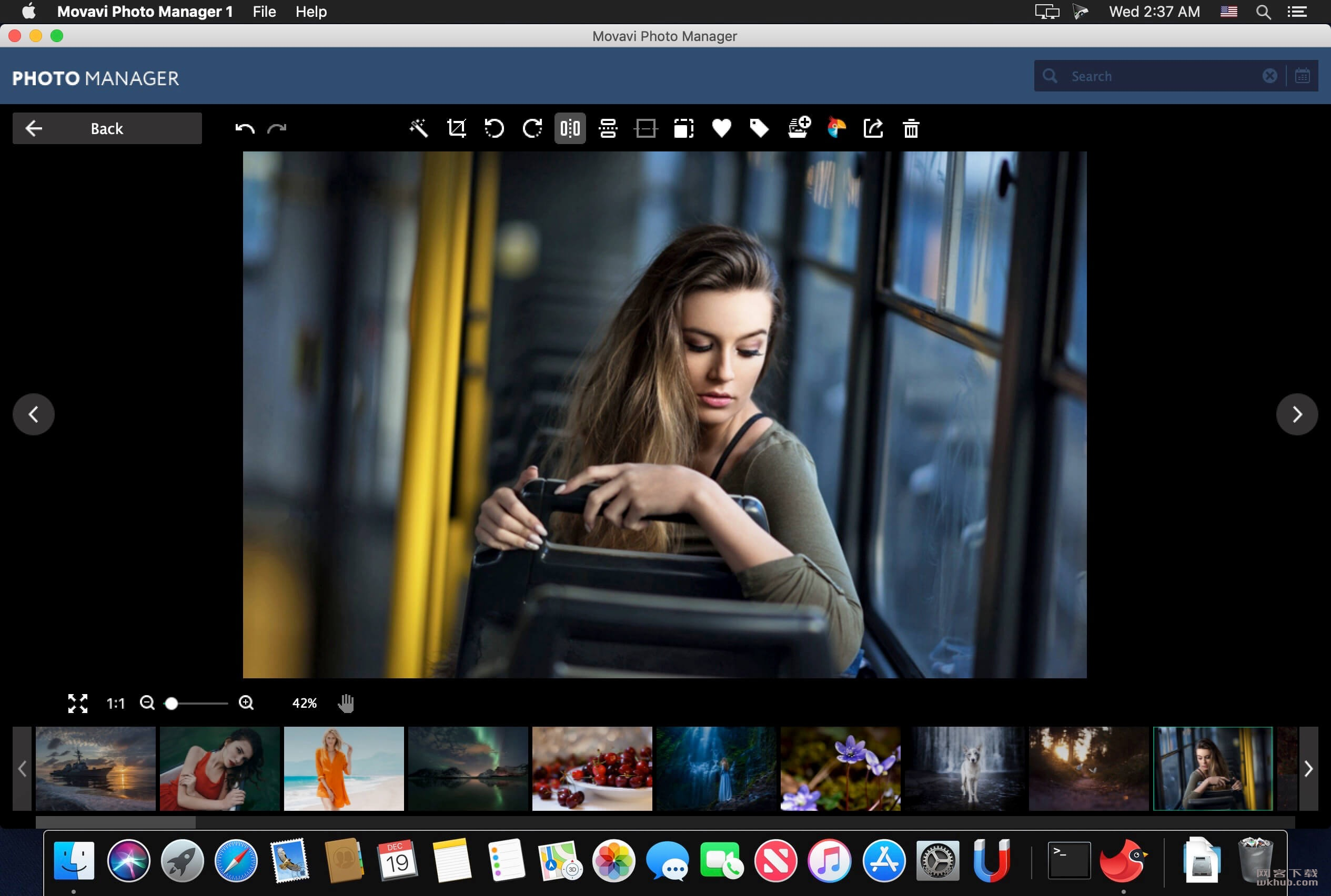 Movavi Photo Manager 1.2.1 照片管理应用