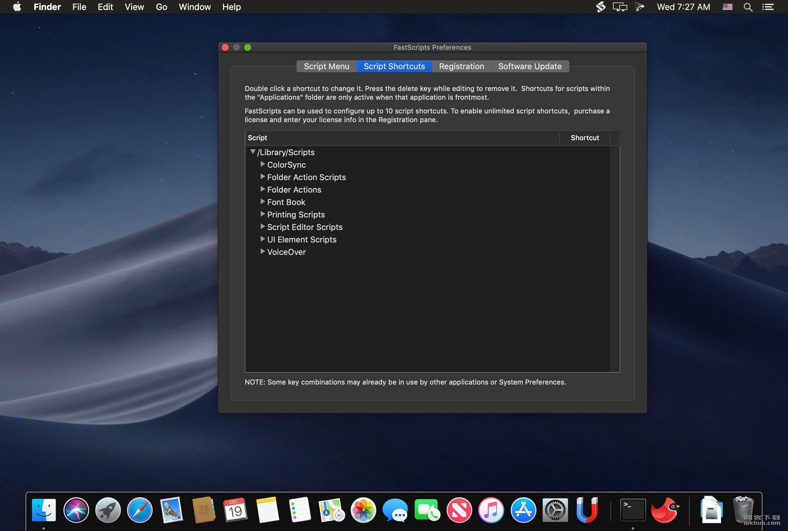 FastScripts 2.8 脚本快速启动工具