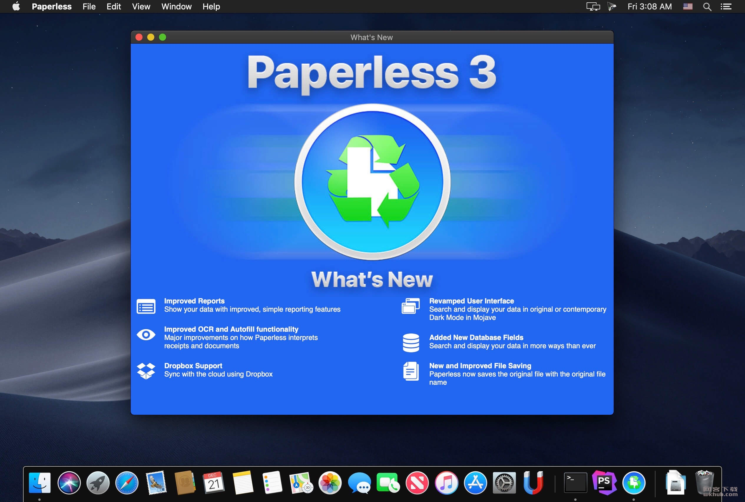 Paperless 3.0.1 OCR识别工具