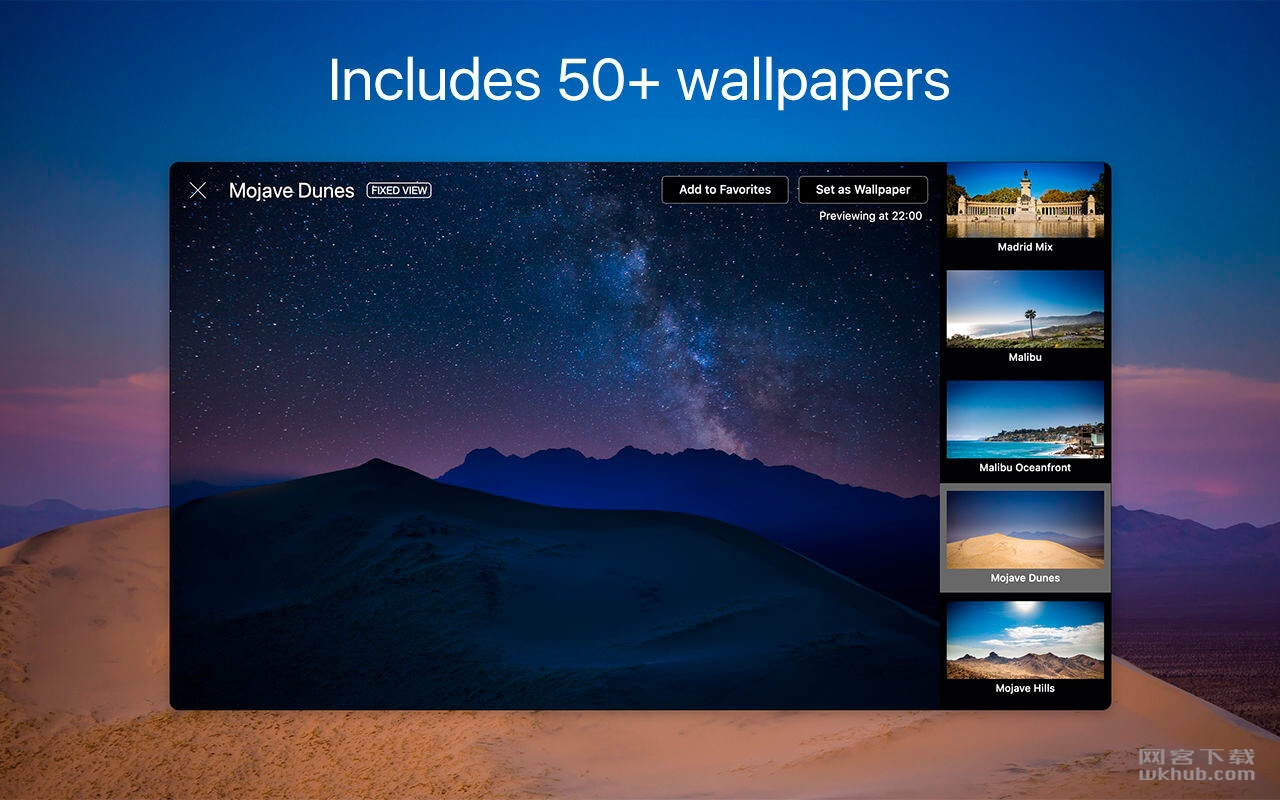 24 Hour Wallpaper 2.0.2 动态壁纸应用