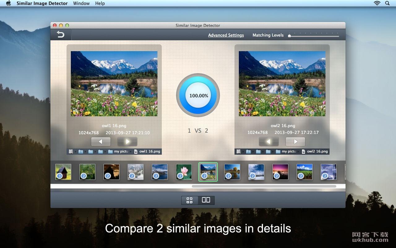Similar Image Detector 2.0.0 相似图片查找工具