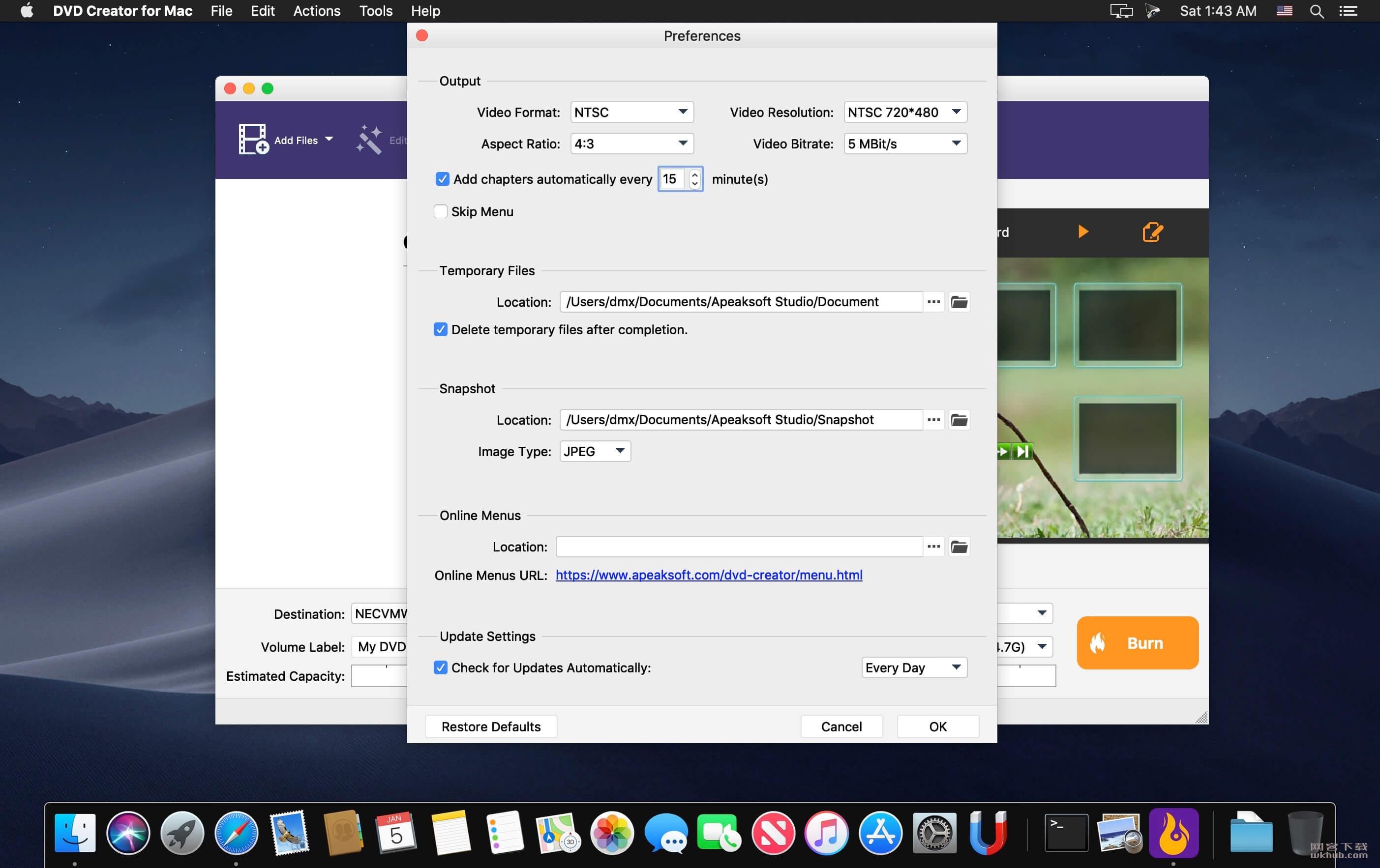 Apeaksoft DVD Creator 1.0.6 DVD刻录工具