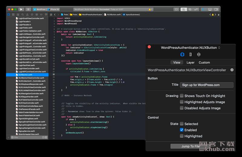 Sherlock 1.0.1 iOS模拟器辅助开发工具