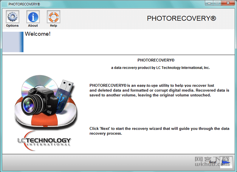 PHOTORECOVERY Professional 2019 5.1.8.9 照片恢复软件
