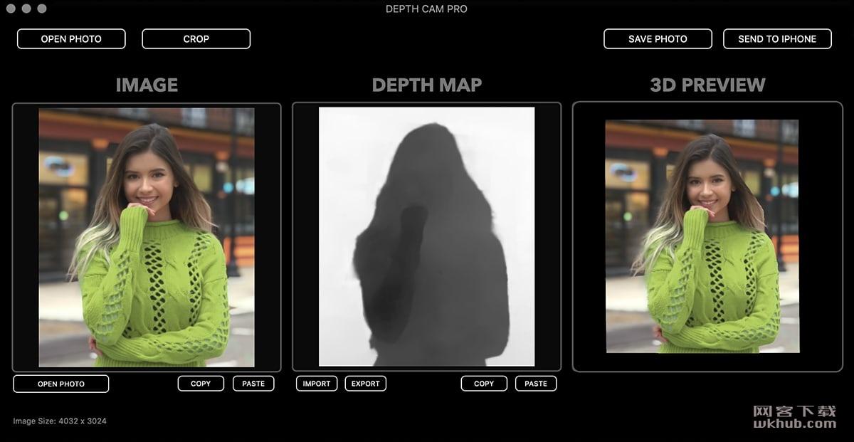 DepthCam Pro 1.2 照片景深处理工具
