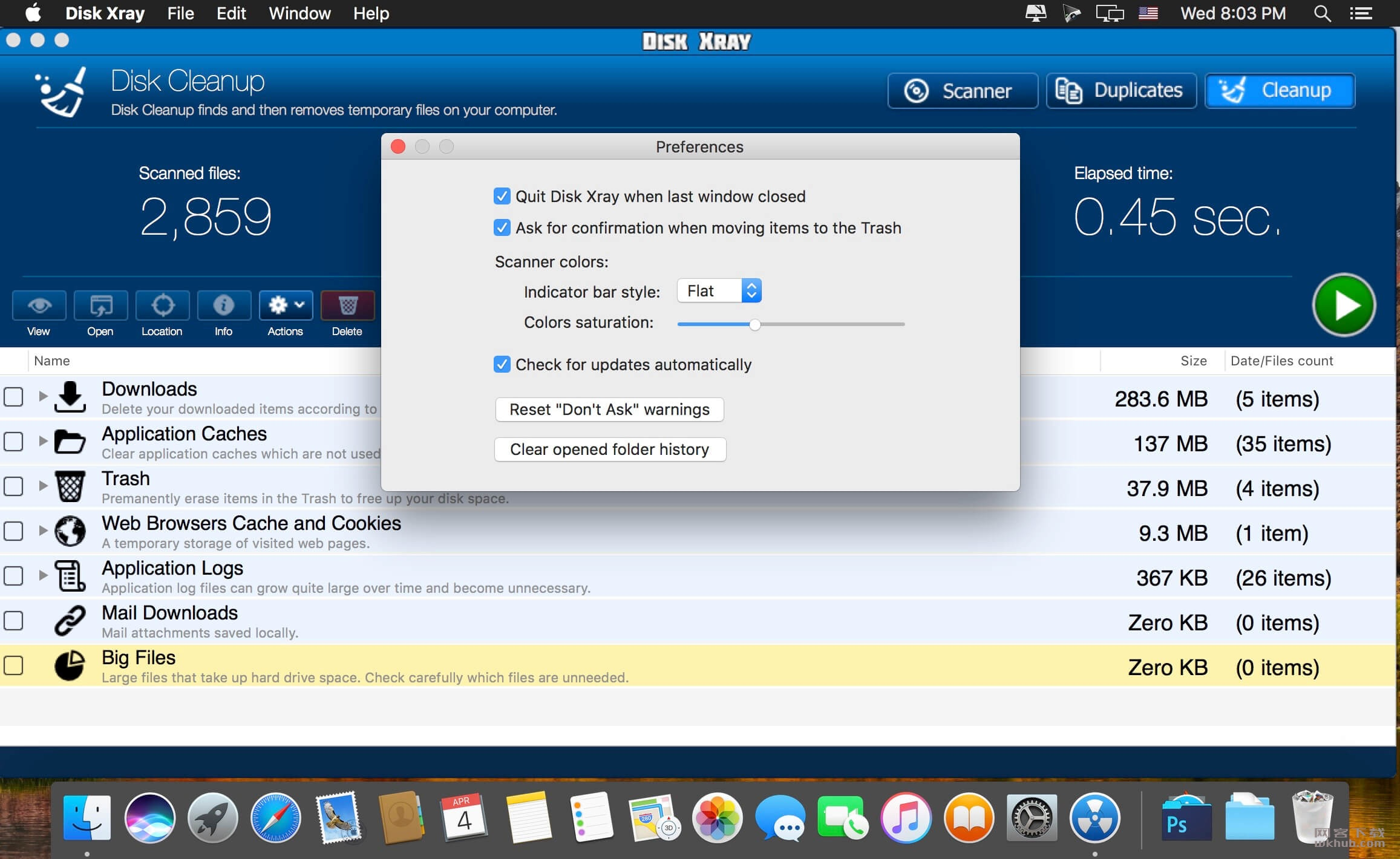 Disk Xray 2.7.27021 磁盘信息统计工具