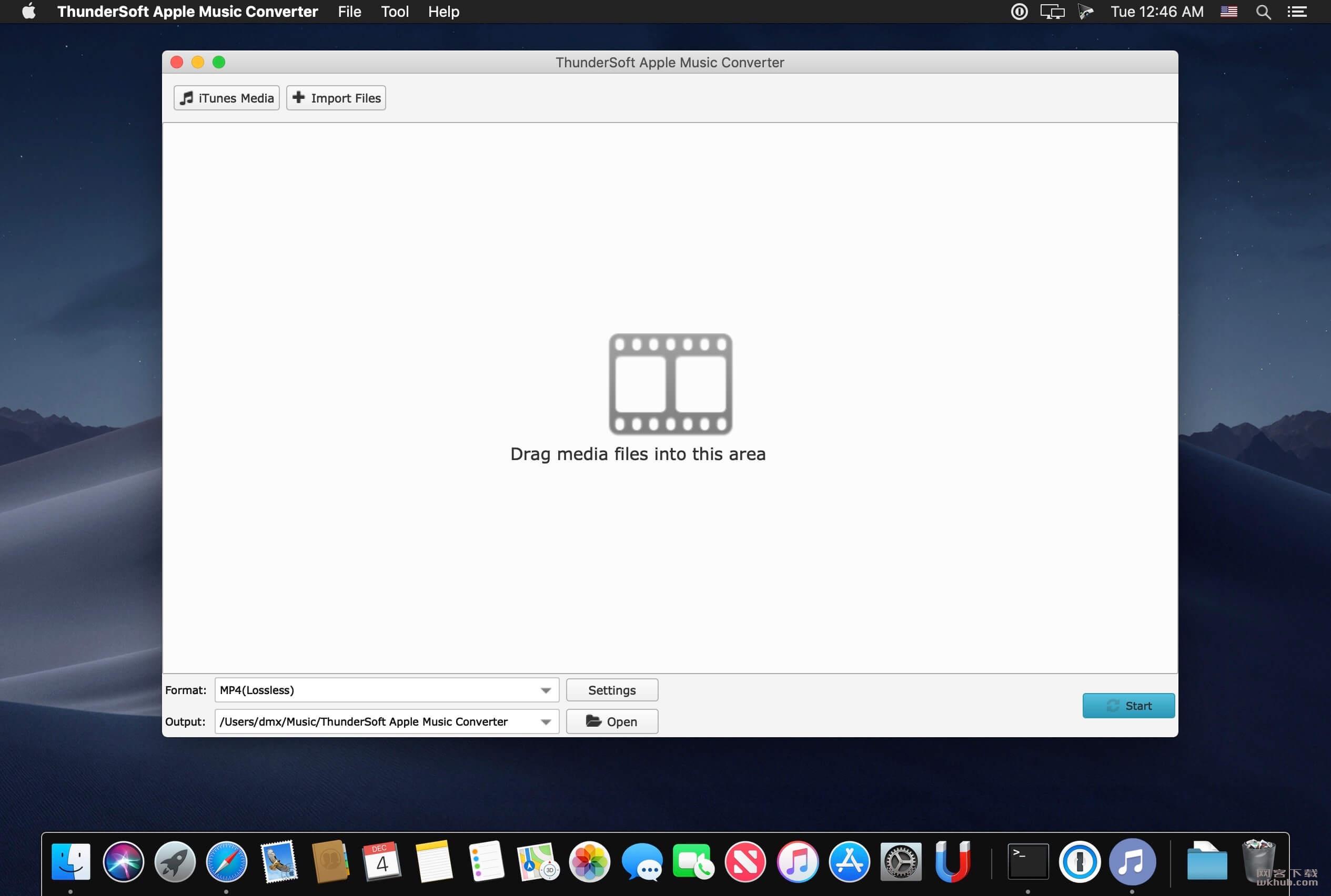 ThunderSoft Apple Music Converter 2.10.6.1882 DRM保护移除工具