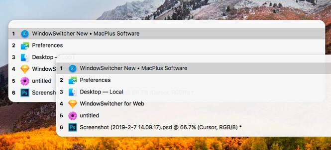 WindowSwitcher 0.37 快捷键窗口管理工具