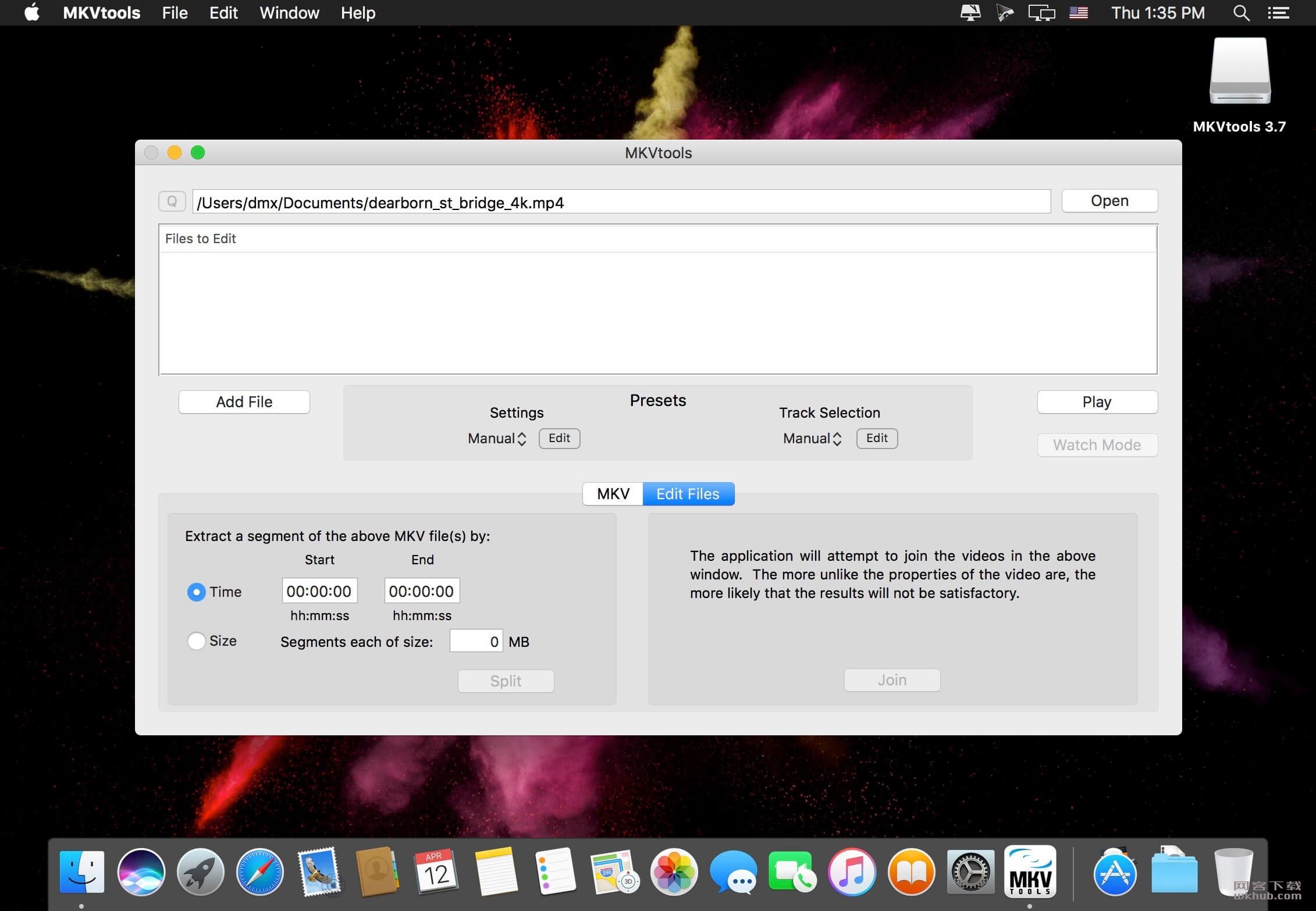 MKVtools 3.7.1 视频格式转换工具