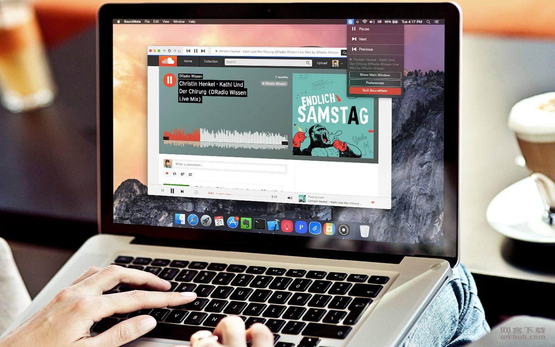 SoundMate 3.3.3 优秀的Soundcloud音频播放客户端