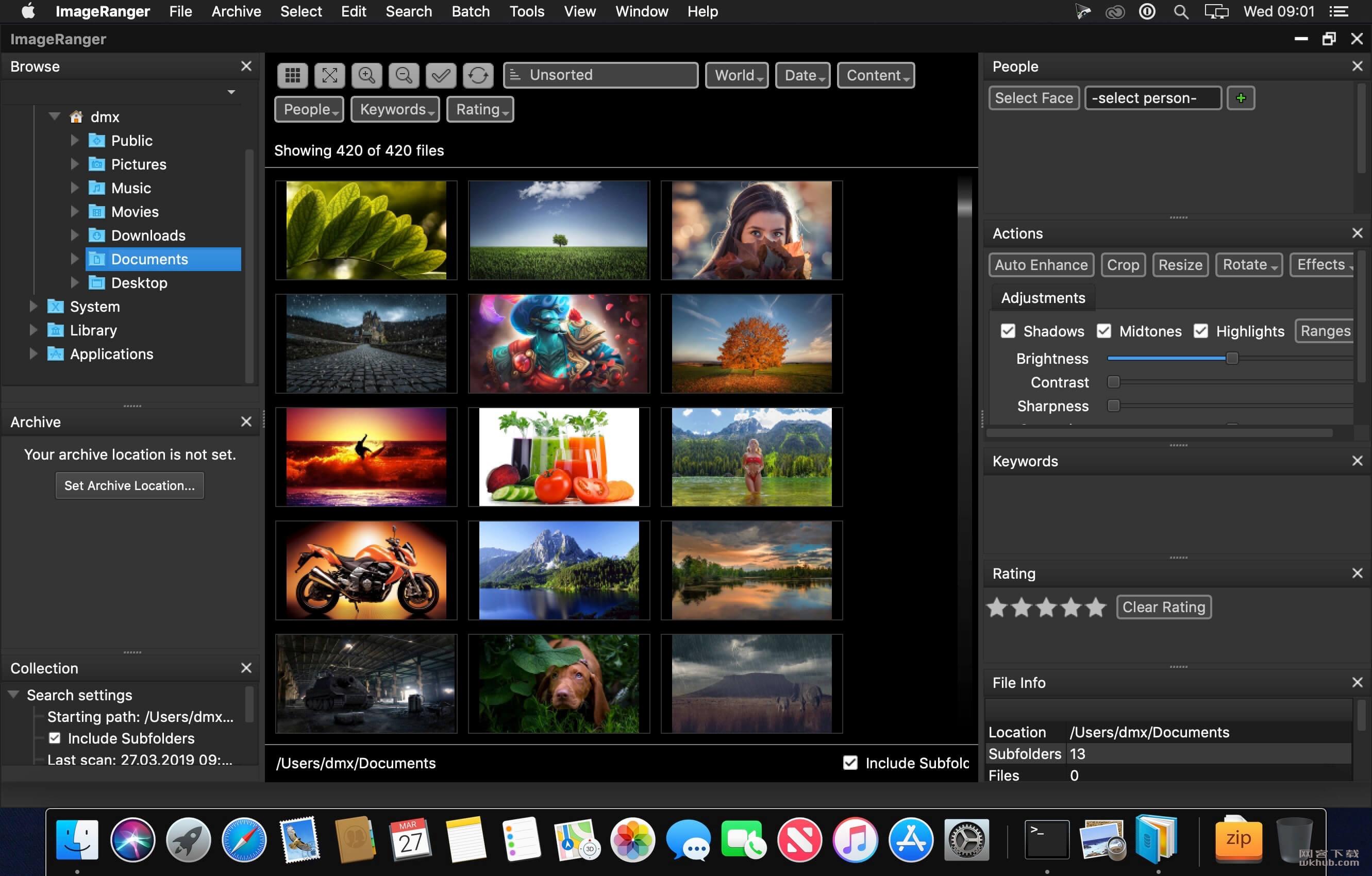 ImageRanger Pro 1.5.6.1279 强大的照片管理工具