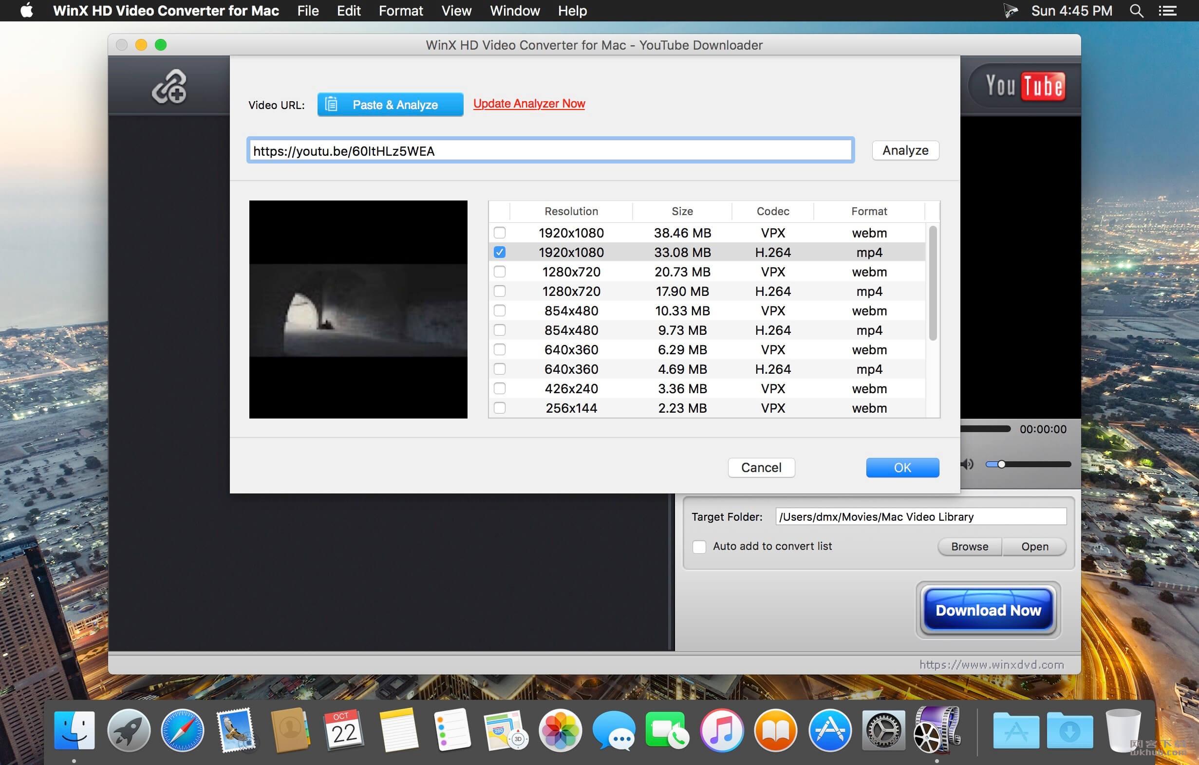 WinX HD Video Converter 6.4.5 高清视频转换工具