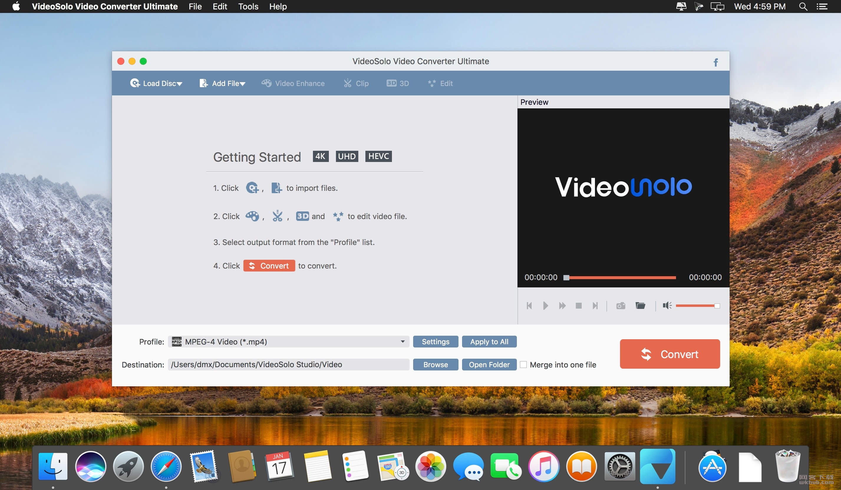 VideoSolo Video Converter Ultimate 1.0.30 视频转换工具