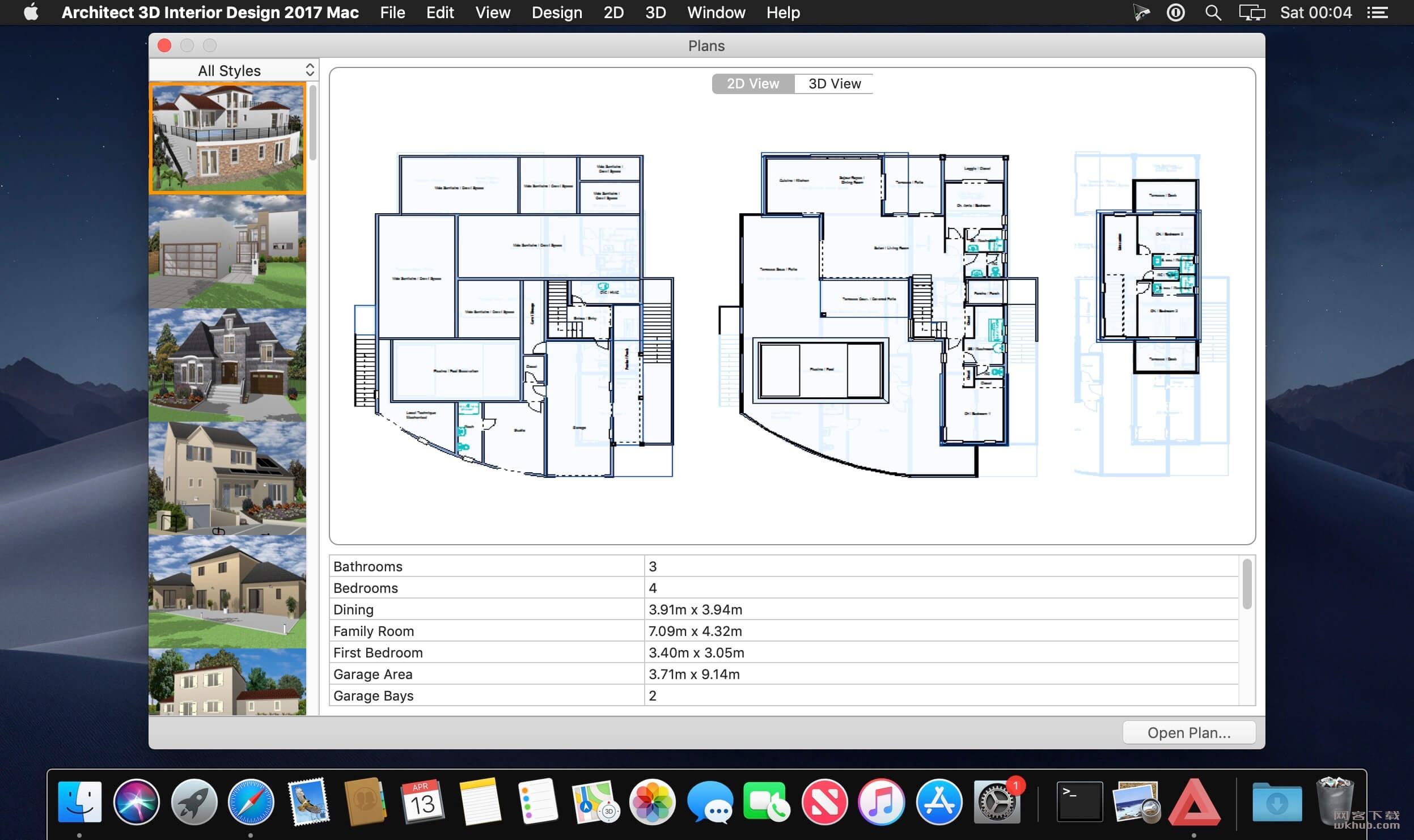 Architect 3D Interior Design 2017 19.0.8 室内设计应用程序