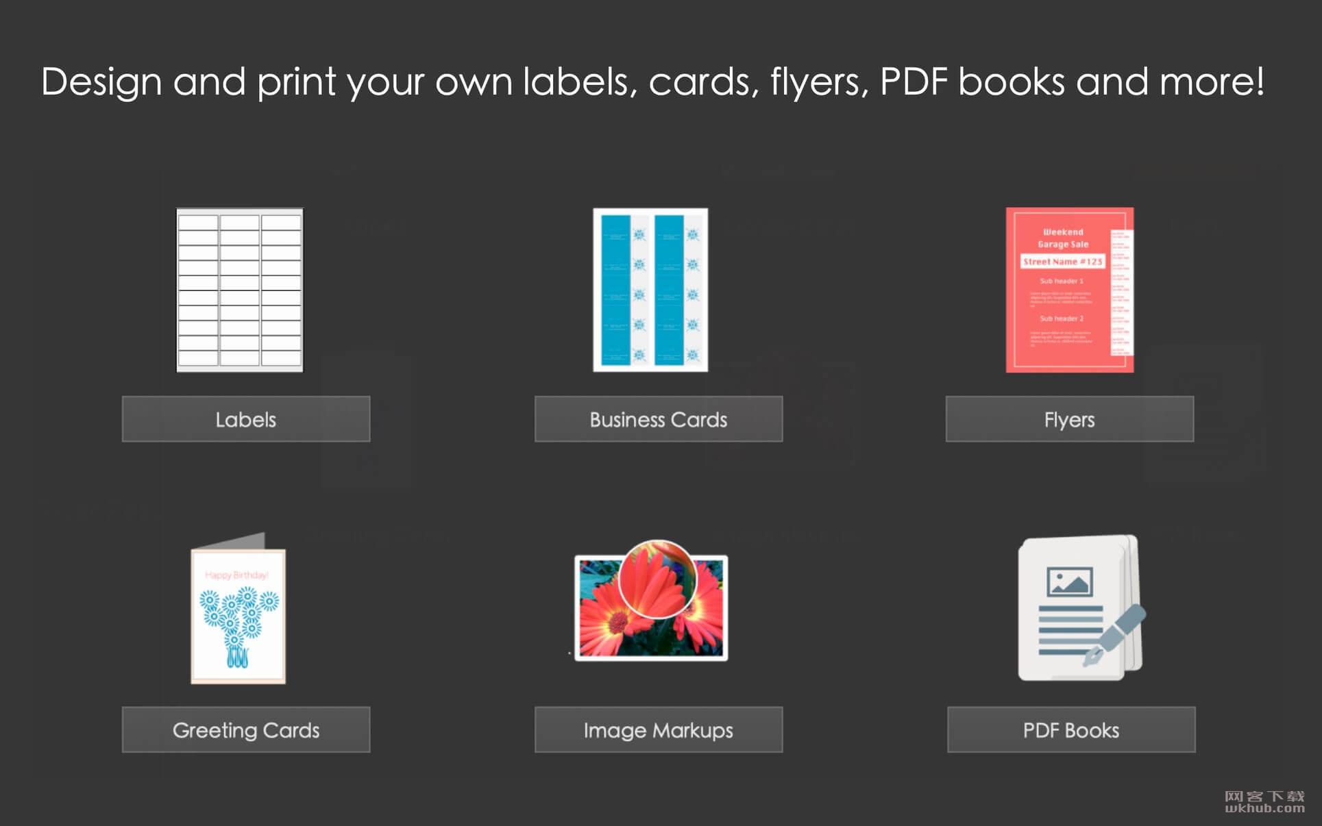 Orion Label And Print Studio 2.50 打印设计软件
