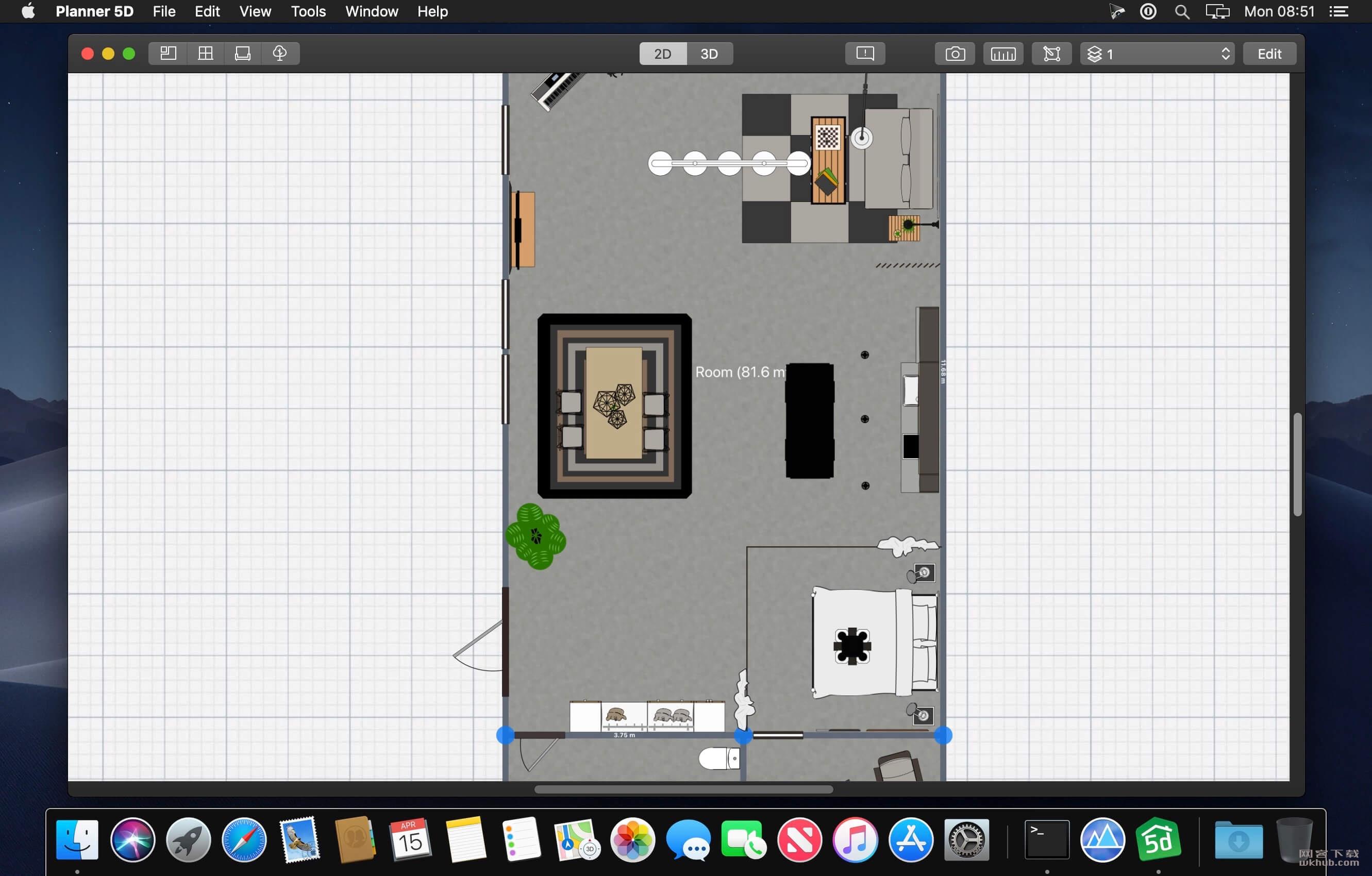 Planner 5D 4.2.27 室内设计软件