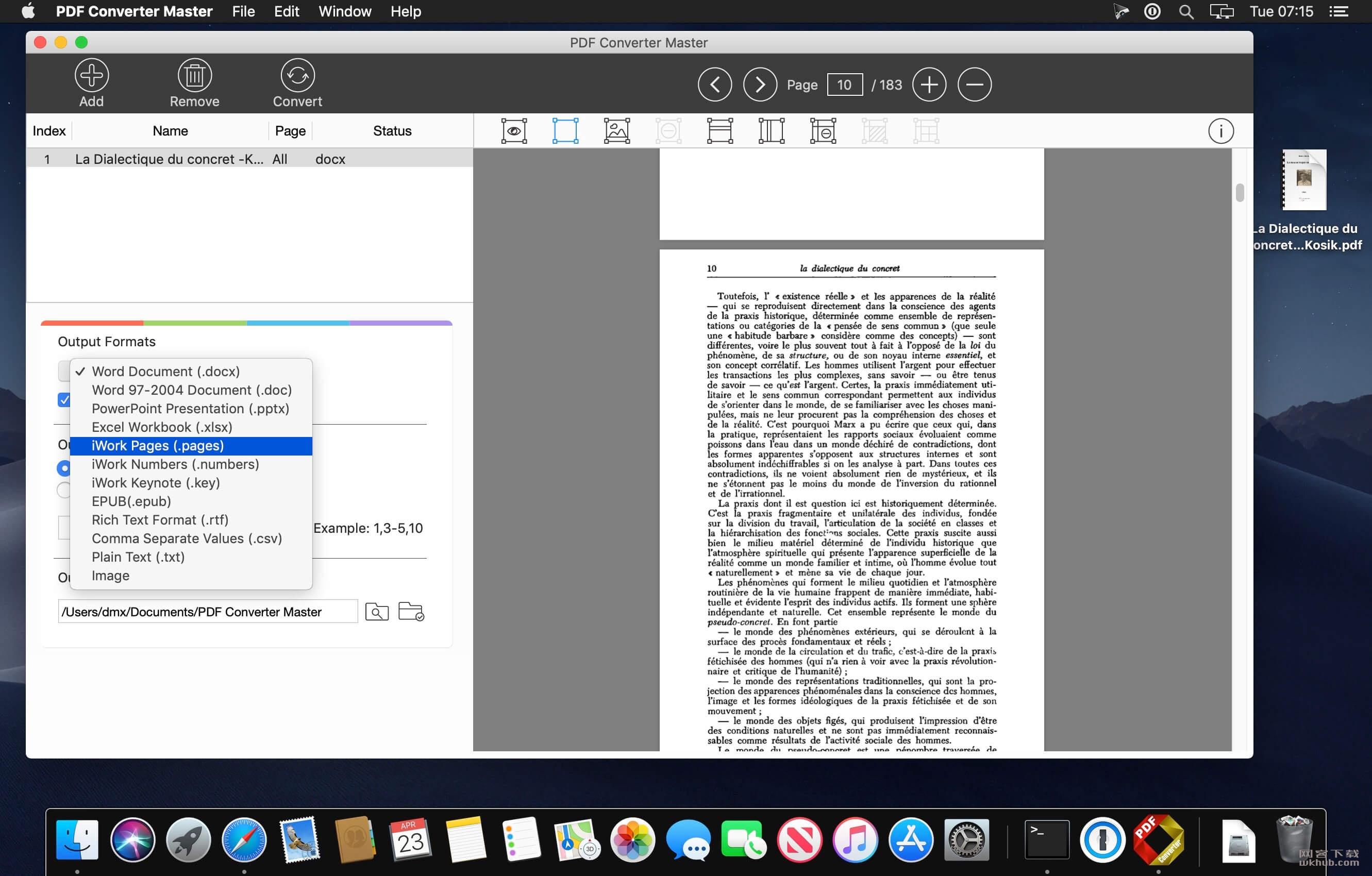 PDF Converter Master 6.2.1 PDF格式转换工具