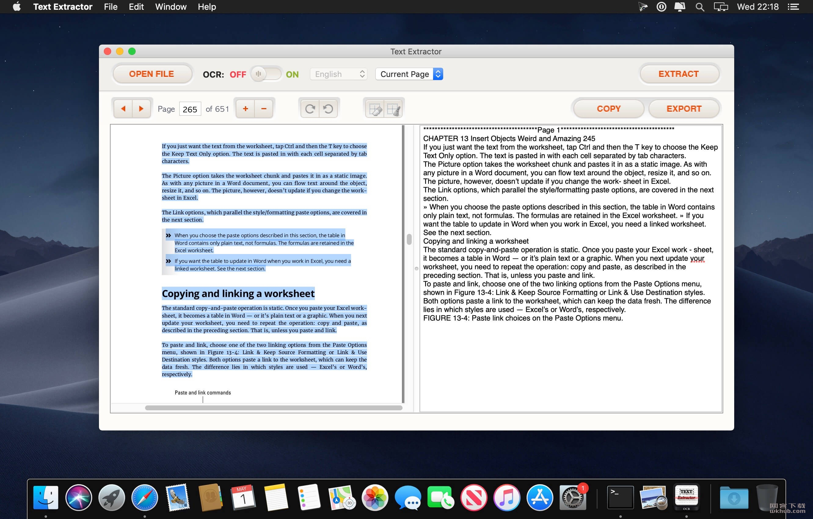 Text Extractor 1.6.0 PDF文字提取工具