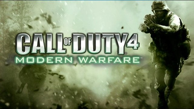 Call of Duty 4 Modern Warfare 1.7.2 使命召唤4:现代战争