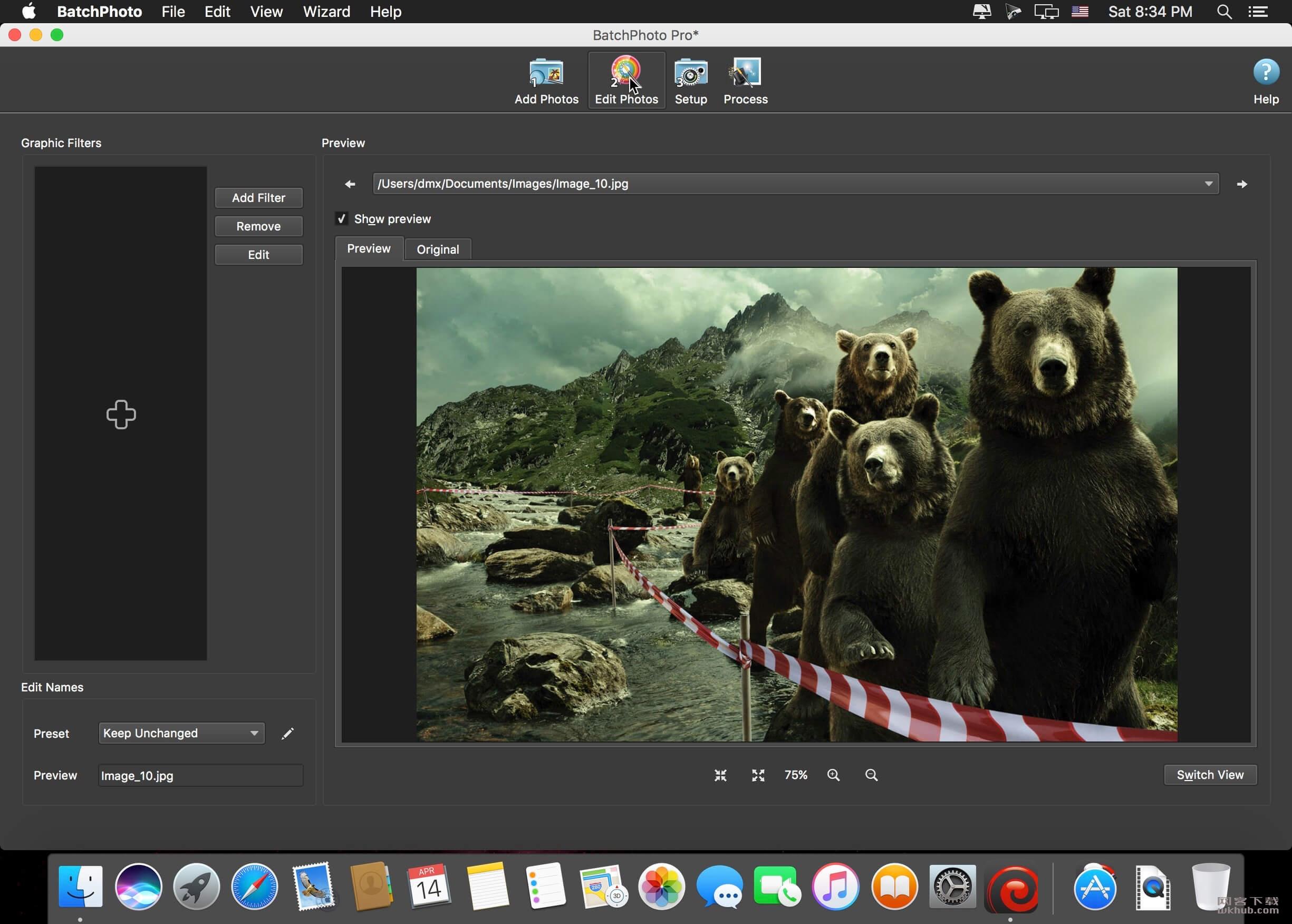 BatchPhoto Pro 4.4 照片批量处理工具