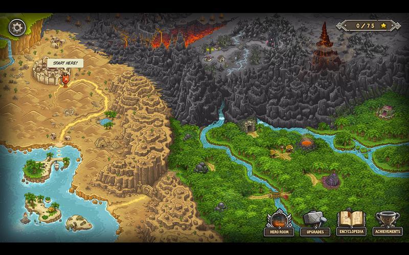 Kingdom Rush Frontiers 1.4.4 王国保卫战:前线 中文版