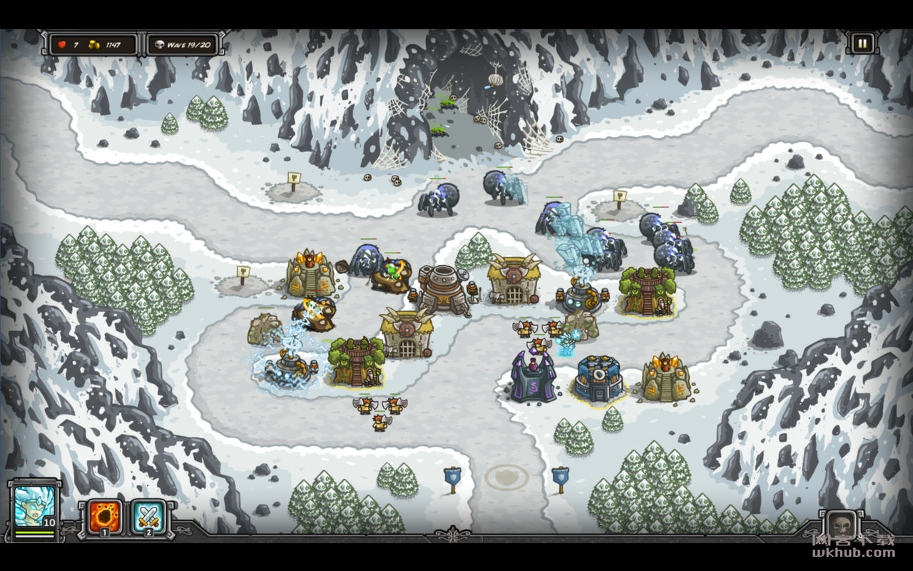Kingdom Rush HD 2.1 王国保卫战