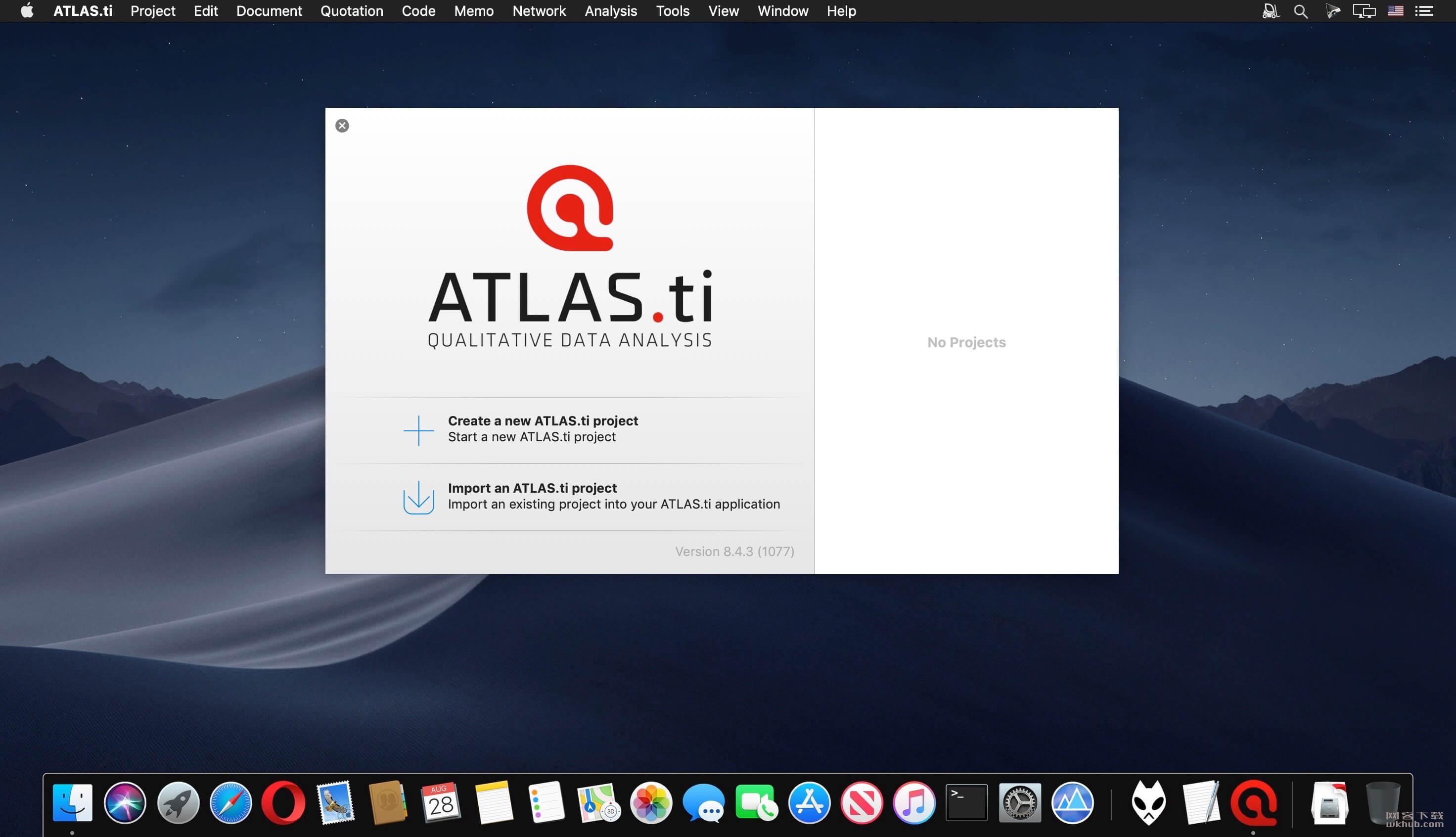 ATLAS.ti 8.4 数据分析软件