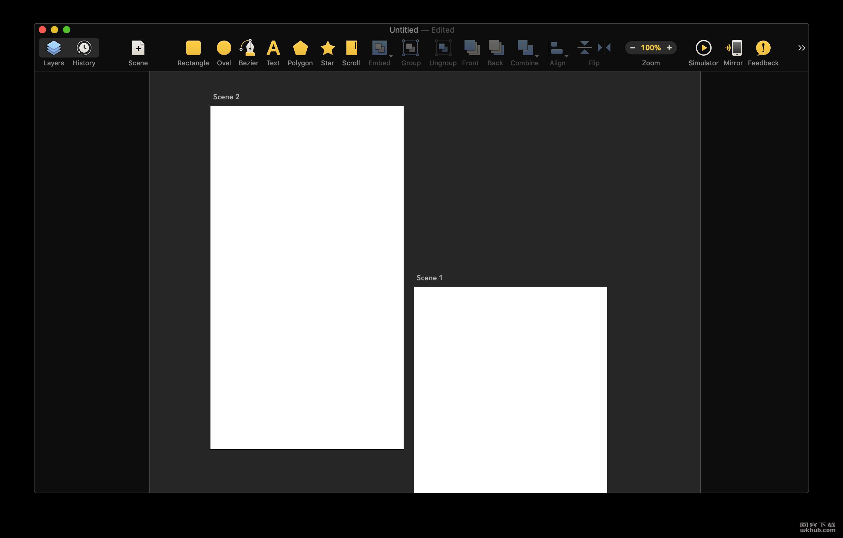 Drama 1.0.27 原型设计工具