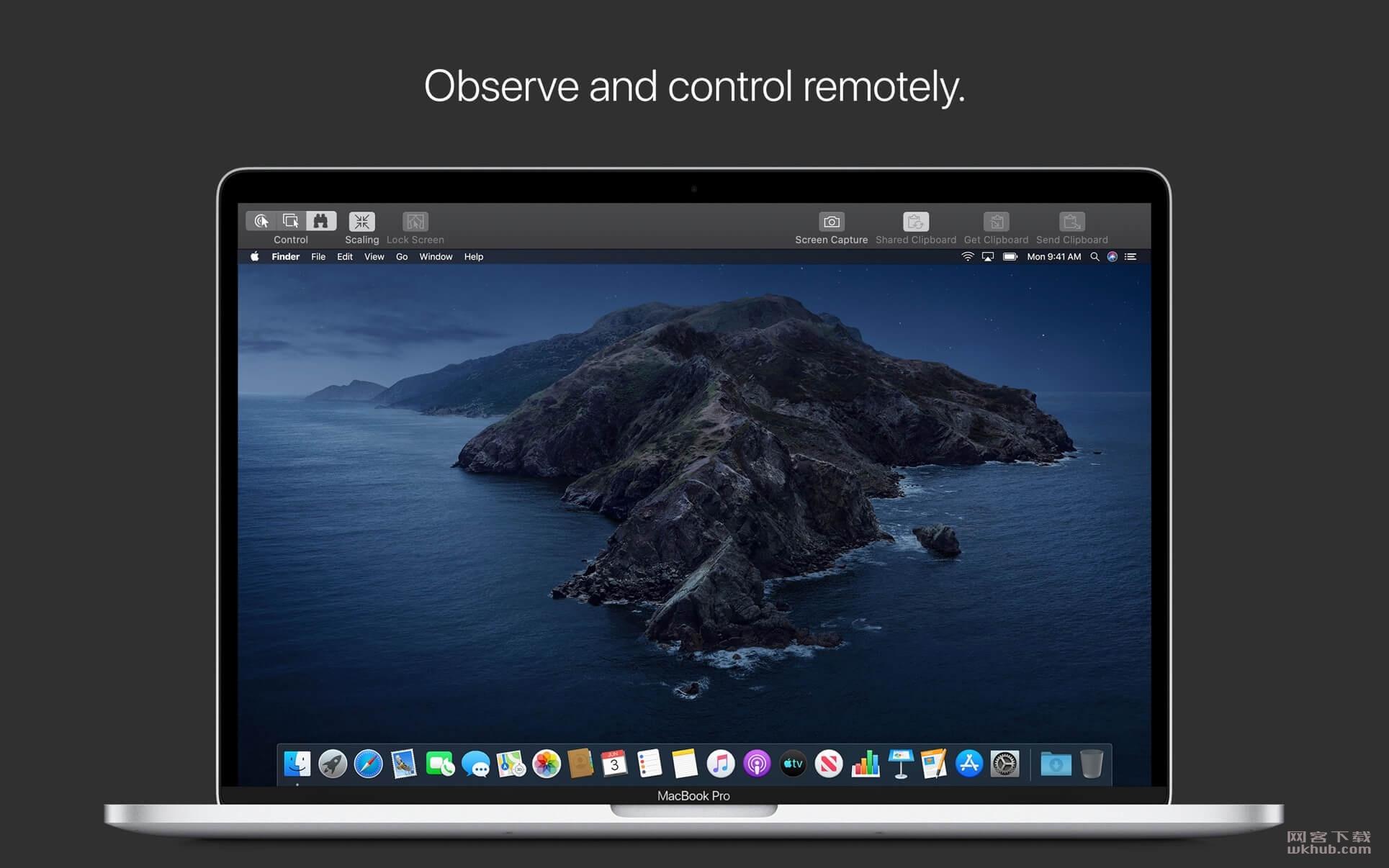 Apple Remote Desktop 3.9.3 远程桌面软件
