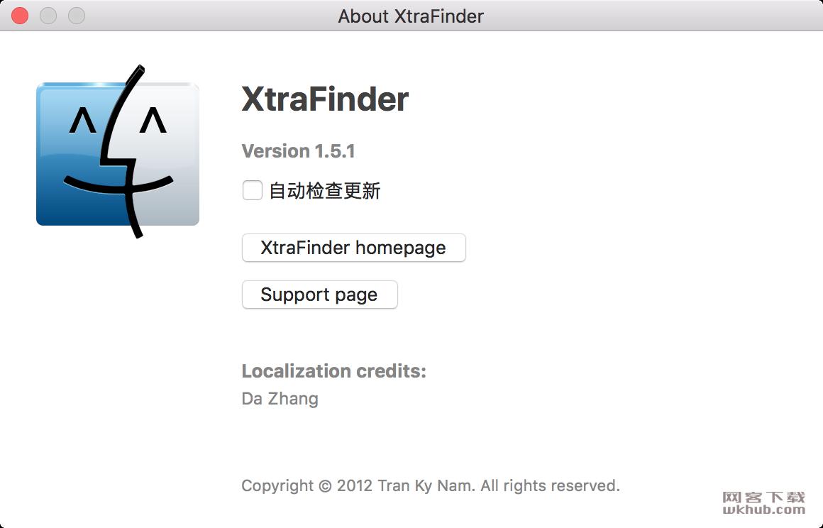 XtraFinder 1.5.2 强大的Finder增强工具