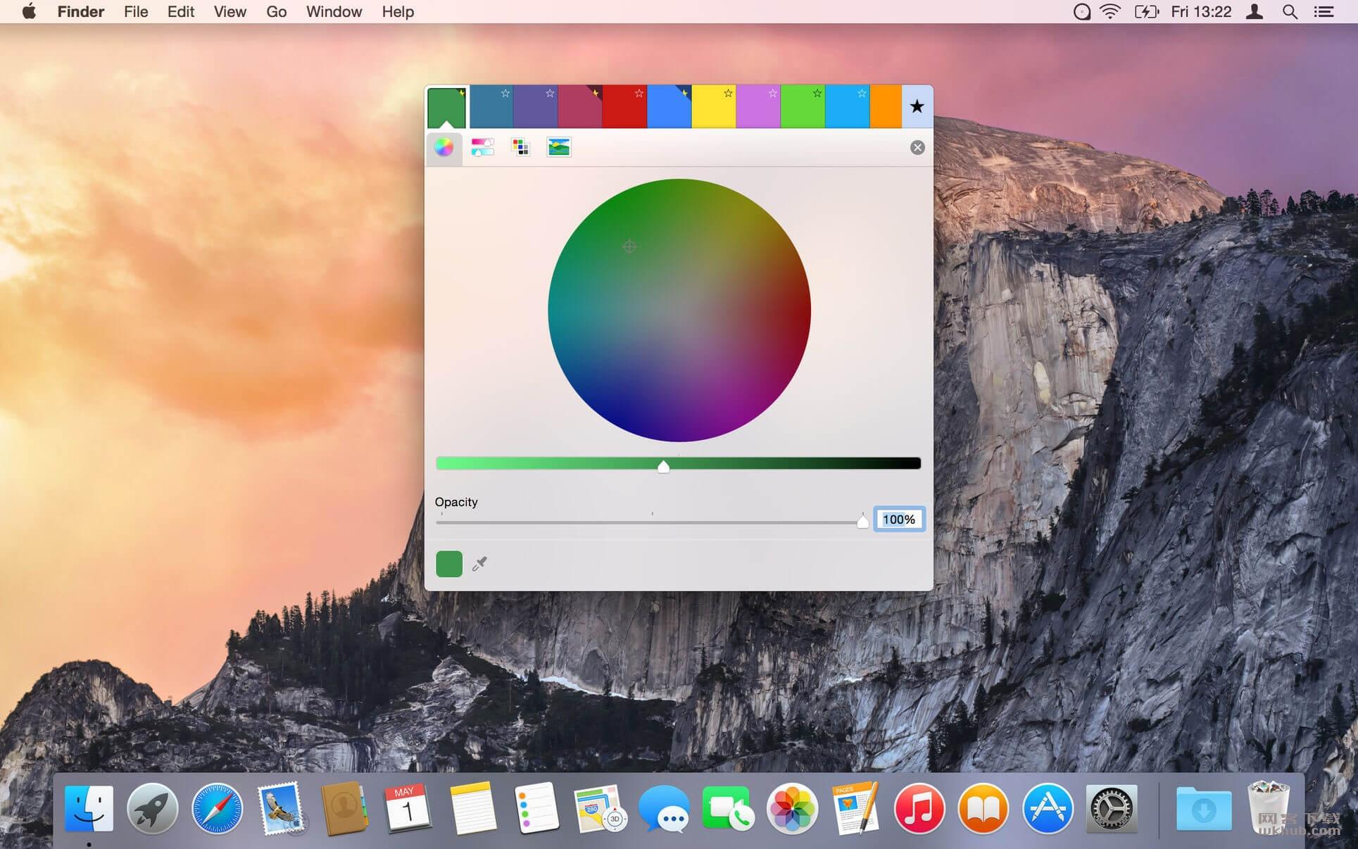 ColorSnapper 1.6.0 快速屏幕取色工具