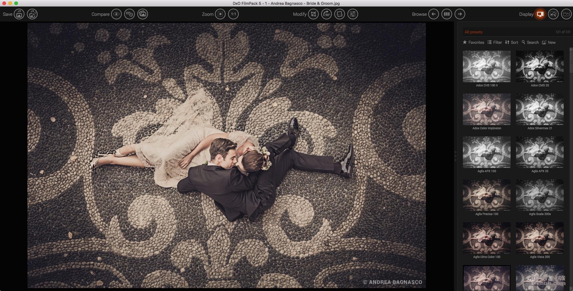 DxO FilmPack ELITE 5.5.26(602) 视频调色工具